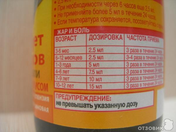 Благодаря наличию приятного клубничного или апельсинового сладковатого привкуса они с удовольствием пьют лекарство.