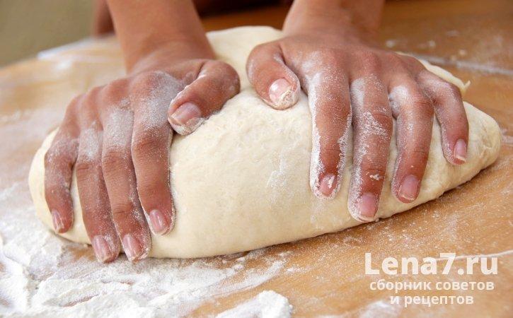 Как и где лучше хранить дрожжевое тесто в домашних условиях