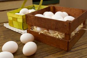 Срок годности зависит от качества яиц