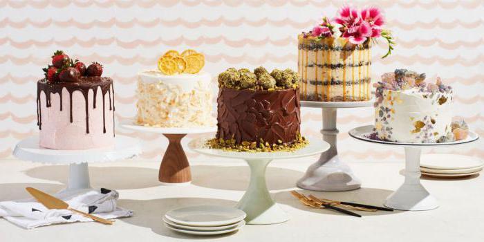 срок годности торта