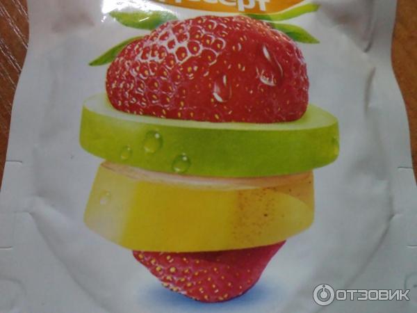 Десерт ФрутоНяня фото
