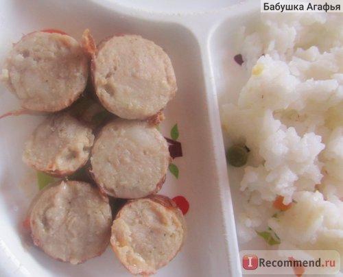 купаты с рисом